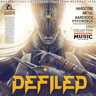 VA - Defiled: Hardcore Collection (2020) MP3