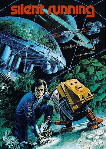 Молчаливое бегство / Silent Running (1972) BDRemux 1080p | Remastered