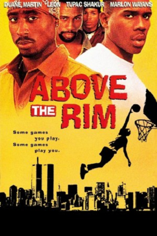 Над кольцом / Above the Rim (1994) HDTVRip