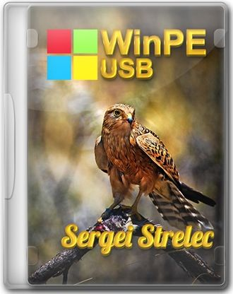 WinPE 10-8 Sergei Strelec [x86/x64/Native x86] [2020.11.24] (2020) PC