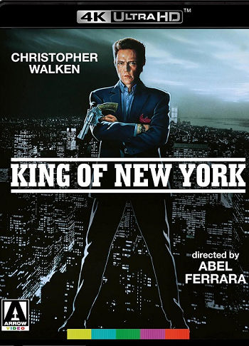 Король Нью-Йорка / King of New York (1990) UHD BDRemux 2160p | 4K | HEVC, HDR | Dolby Vision TV