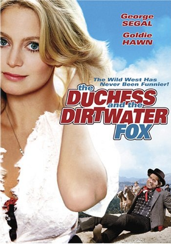 Герцогиня и Драный Лис / The Duchess and the Dirtwater Fox (1976) BDRip-AVC
